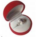 Amethyst Zali Sterling Silver Ring